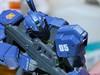 1/144 HGUC RGM-79Q ジム・クゥエル(合わせ目消し:肩)