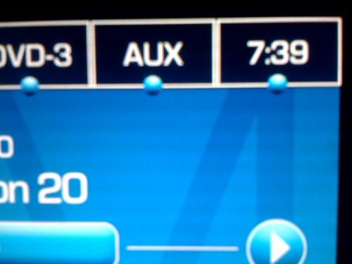 240/365 car clock