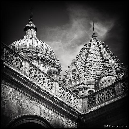 Cúpulas de Salamanca