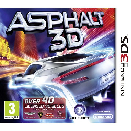 Asphalt 3DS
