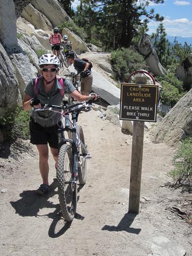 Flume Trail Loop
