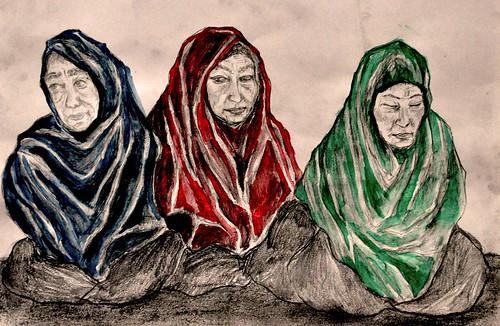 women of karte-e-sulh