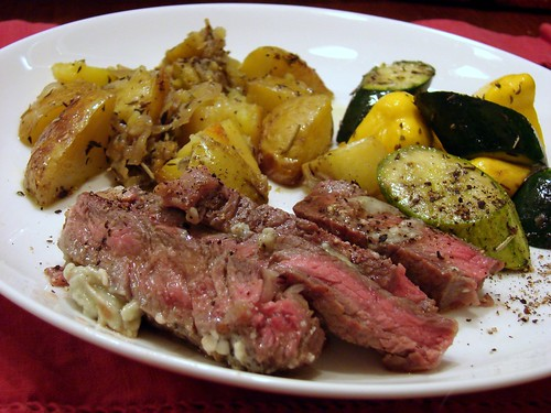 Dinner:  June 25, 2010