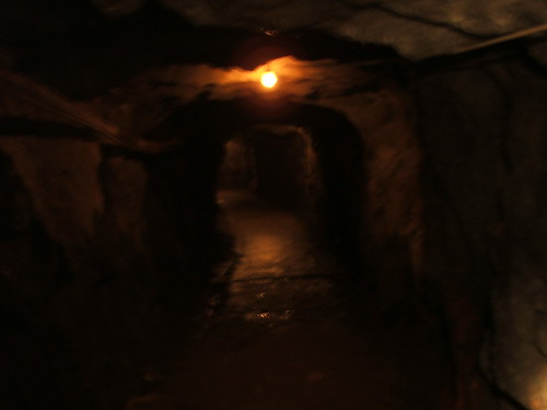 Picture from Central Deborah Gold Mine