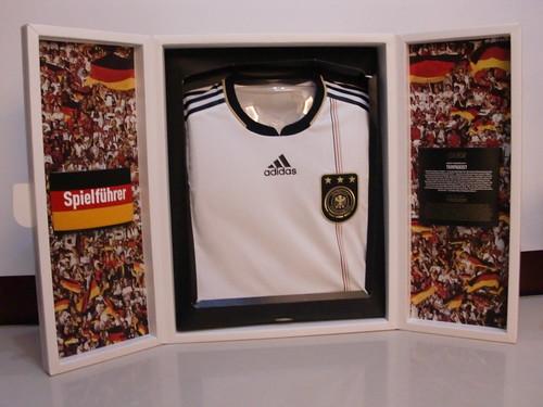 Special Edition German Football Team Adidas