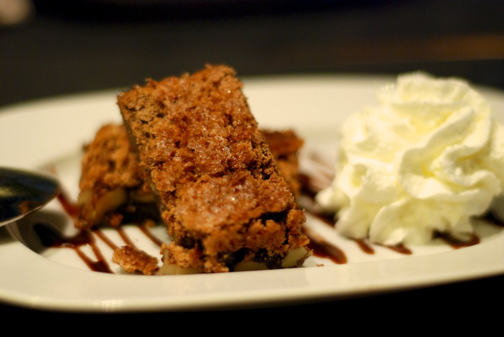 Filete Ruso · Brownie