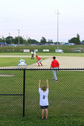 Muskrats baseball