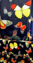 Kaplan's Fabrics - Printed Silks