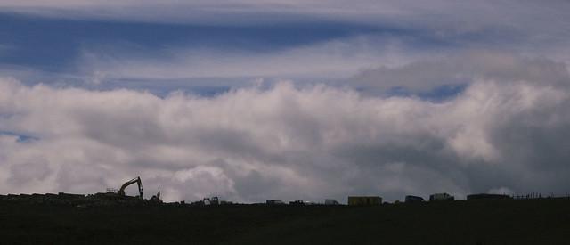 Quarry Skyline