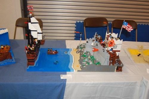 Jordon's Gladiatorial Diorama
