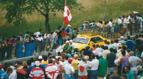 World Professional Road Race Chambéry 1989