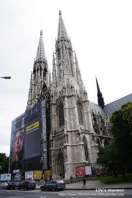 沃蒂夫教堂,Votive Church,(Votivkirche)