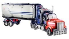 Not Lego: Hasbro's Kre-O Transformers Optimus Prime (Vehicle)