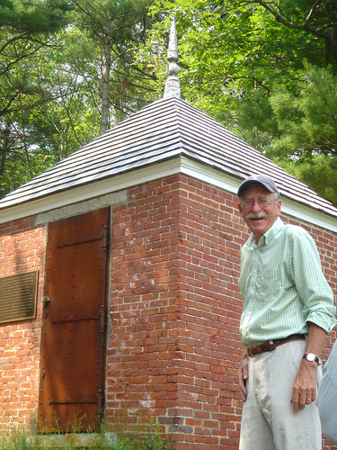 Powder House and John Huss