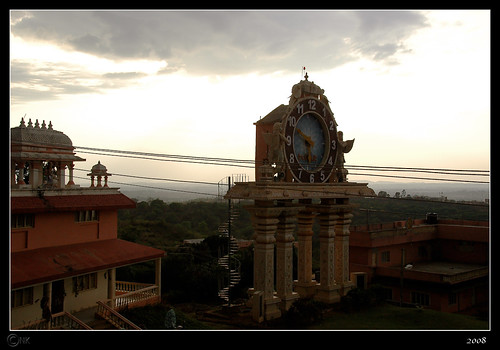 Omkar Hills | The LARGE Clock