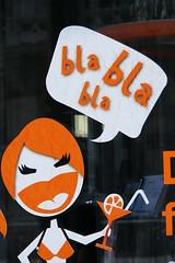 Bla bla bla by HatM, on Flickr