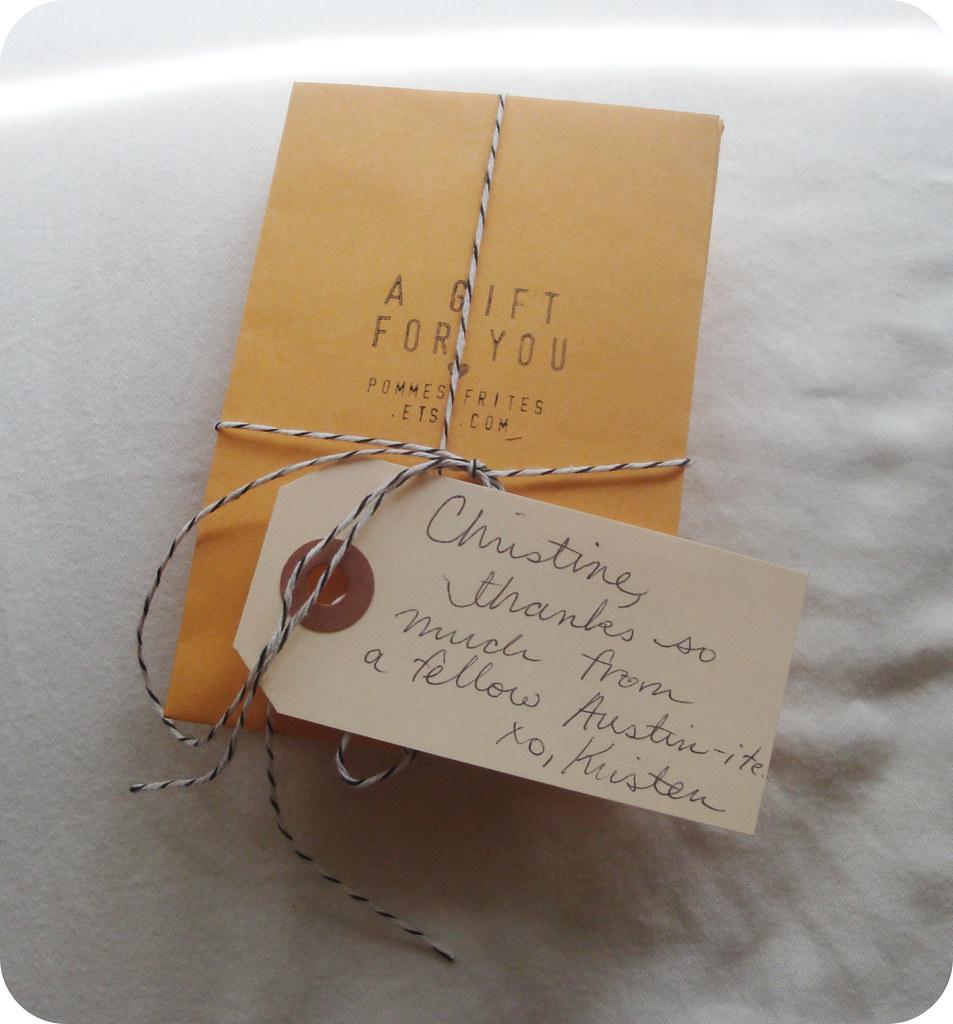 Pommes Frites Giveaway