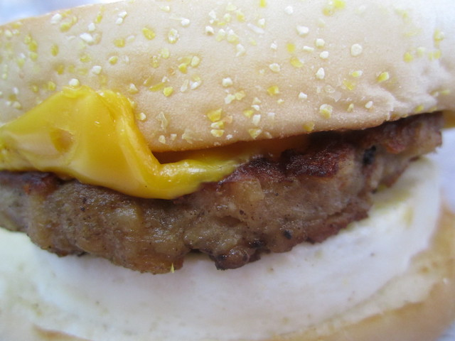 Sausage McMuffin!
