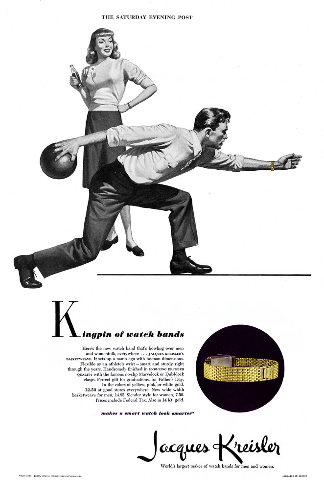 Jacques Kreisler Ad - May 17, 1947