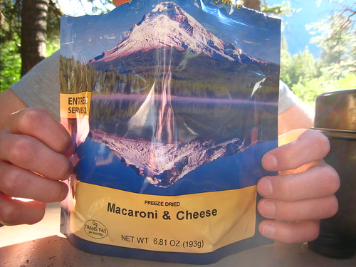 Fake Mac and cheese