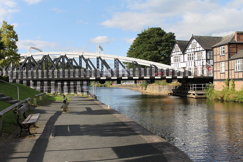 Town Bridge, Northwich