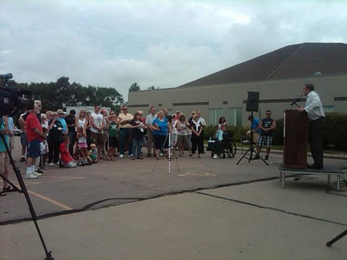 NOM rally in Sioux City