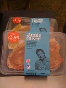 "adventures of a gluten free globetrekker BBQ with Jamie Oliver's ""My Favourite Old Style Pork Chops"" Gluten Free News"