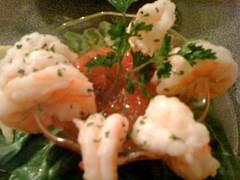 Shrimp Cocktail at Captain Steve's