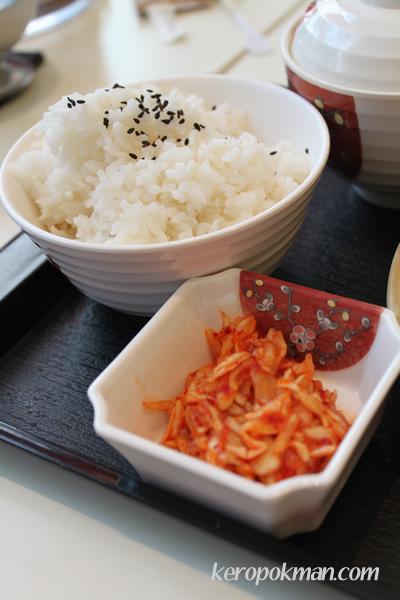 Beef Bulgogi with Rice