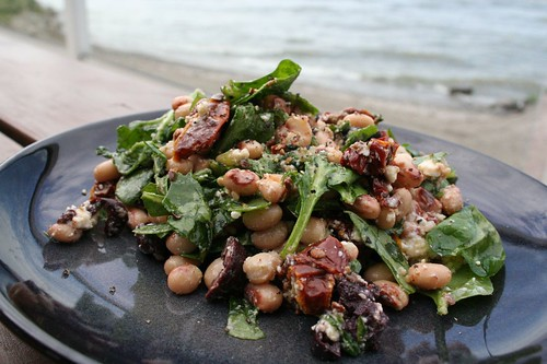 Greek Black-Eyed Peas Salad