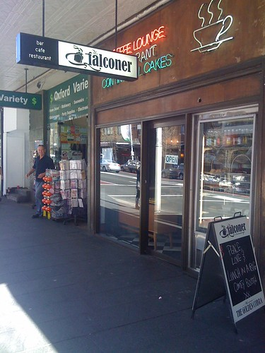 The Falconer, Surry Hills