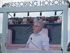 Glenn Beck at Restoring Honor