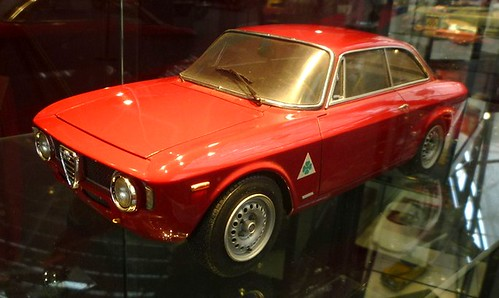 Mostra Alfa Romeo 303
