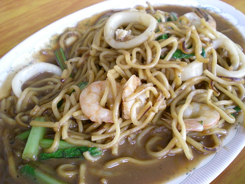 Delta's Foochow fried noodles