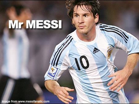 Go Argentina!