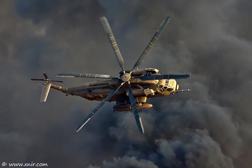 IAF Sikorsky CH-53 Yasur 2025  Israel Air Force por xnir.