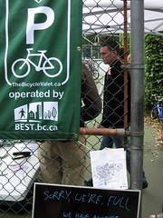 Bike Valet - Full