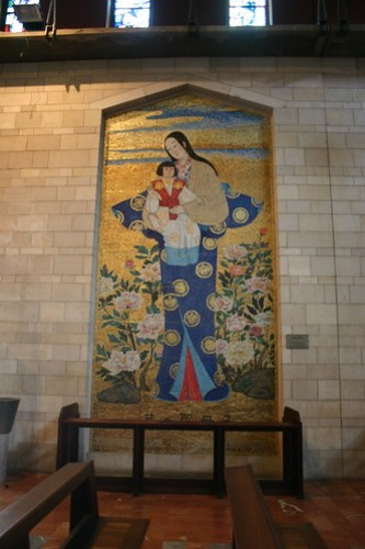 Madonna and Child from Japan