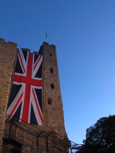 Patriotic Castle