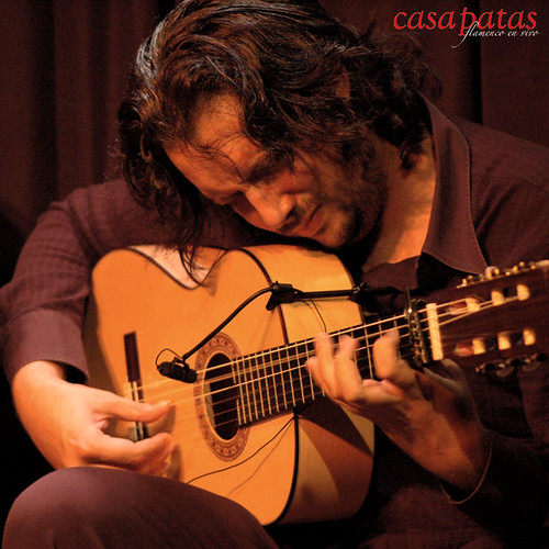 Paco Heredia. Foto: Martín Guerrero