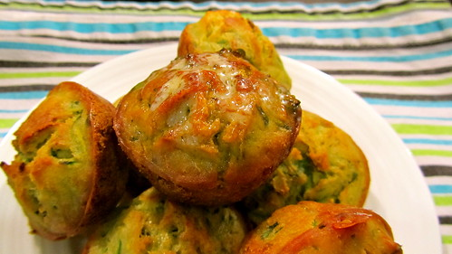 Spanish manchego muffins © dan and tuesday