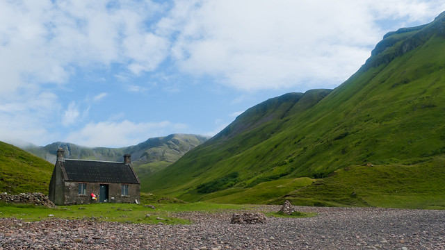 Guirdil Bothy, Isle of Rum