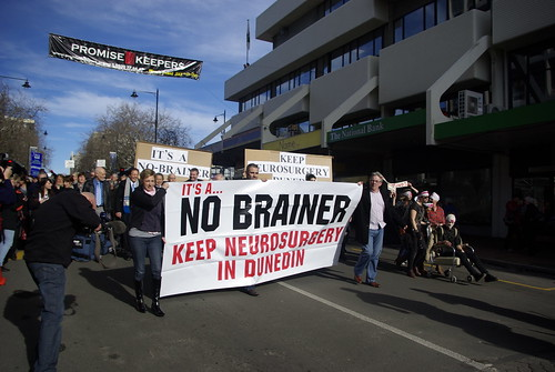 Keep Neurosurgery in Dunedin