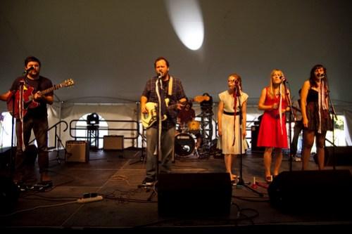 Bruce Peninsula @ Ottawa Folk Festival 2010