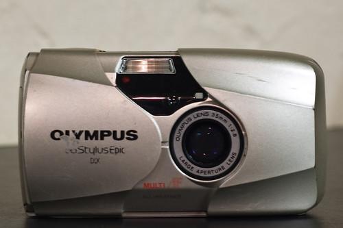 Olympus Stylus Epic DIX