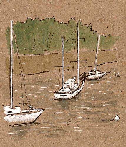 boats, monterey