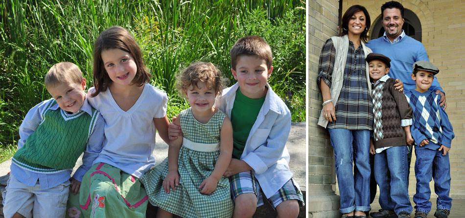 Monochrome-Families