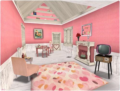 Style - Livin' La Vida Pink - inside