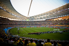 World Cup - Brazil vs Portugal