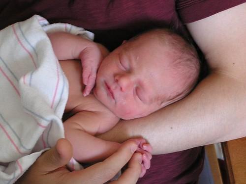 Oliver - born 7/7/10 - 6.2lbs